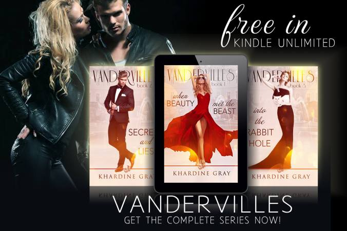Vandervilles series image